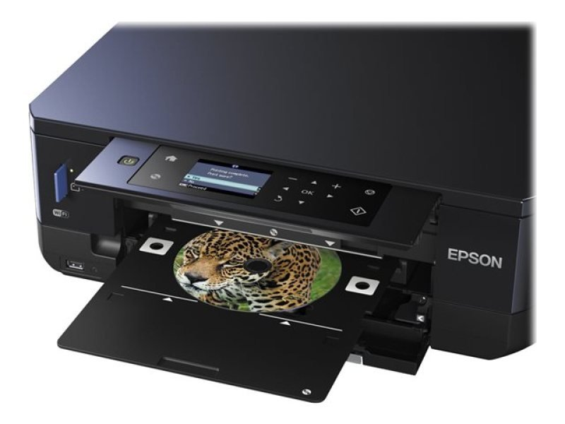 Epson Expression XP-640 A4 Wireless Multi-Function Colour Inkjet Printer