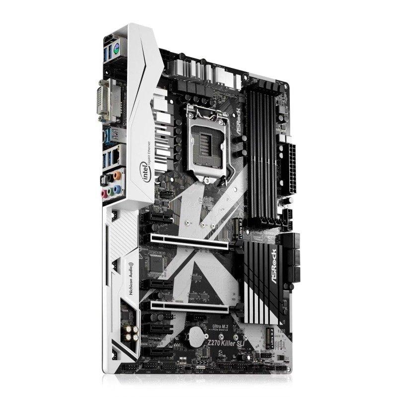 Asrock Z270 Killer SLI Socket 1151 ATX Motherboard