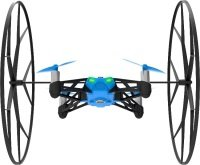 Minidrone Rolling Spider Parrot Gadget Toy (Blue)