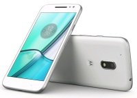Motorola Moto G4 Play 16GB Phone - White