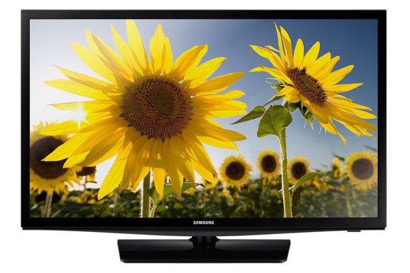 "Samsung 24"" Hd Ready Led Tv 1366 X 768 Resolution Black"