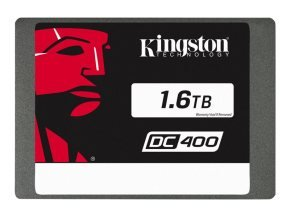 Kingston SSDNow DC400 1.6TB SATA Solid State Drive