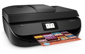 HP Officejet 4655 A4 Wireless All-in-one Inkjet Printer - 3 Months Free Instant Ink