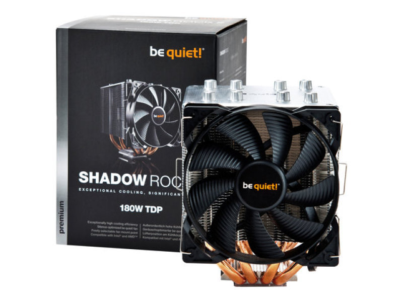 Be Quiet Shadow Rock 2 CPU Cooler