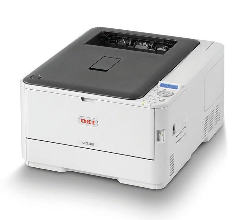 OKI C332dn A4 Colour LED Laser Printer
