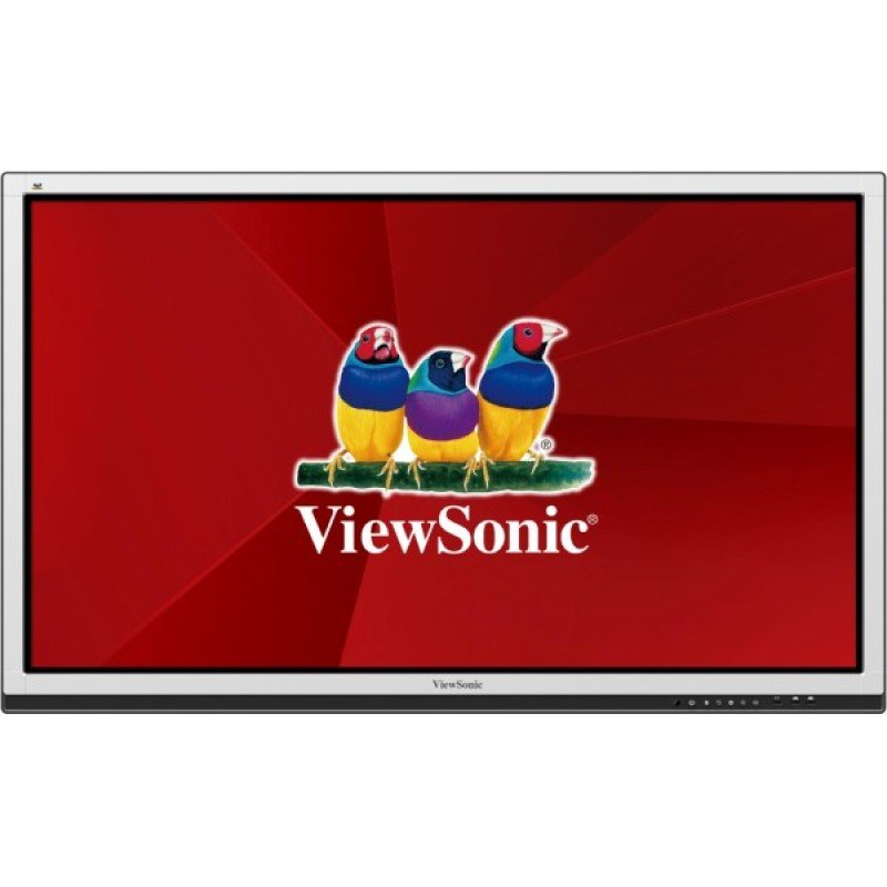 """Viewsonic CDE6561T 65"""" Touch Interactive HD LFD"""