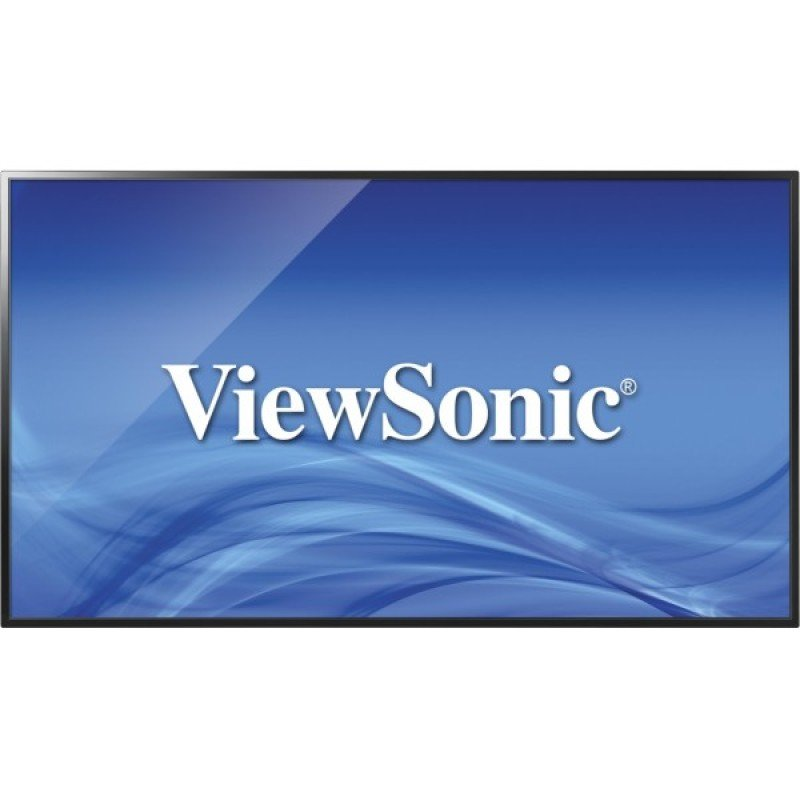 """Viewsonic CDE5502 55"""" Non Touch HD Commerical LFD Display"""