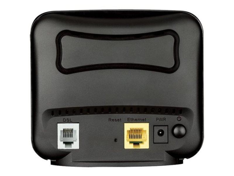 D-Link DSL-320B/UK - ADSL2+ Ethernet Modem (Annex A)