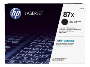 HP 87X High Yield Black Original LaserJet Toner Cartridge - CF287X