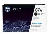 HP 87A Black Original LaserJet Toner Cartridge - CF287A