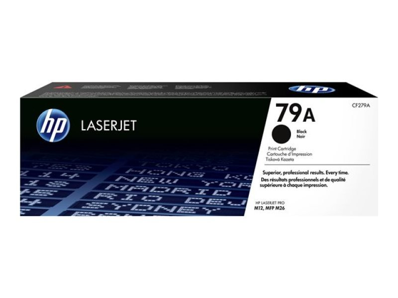 HP 79A BLACK ORIGINAL LASERJET TONER