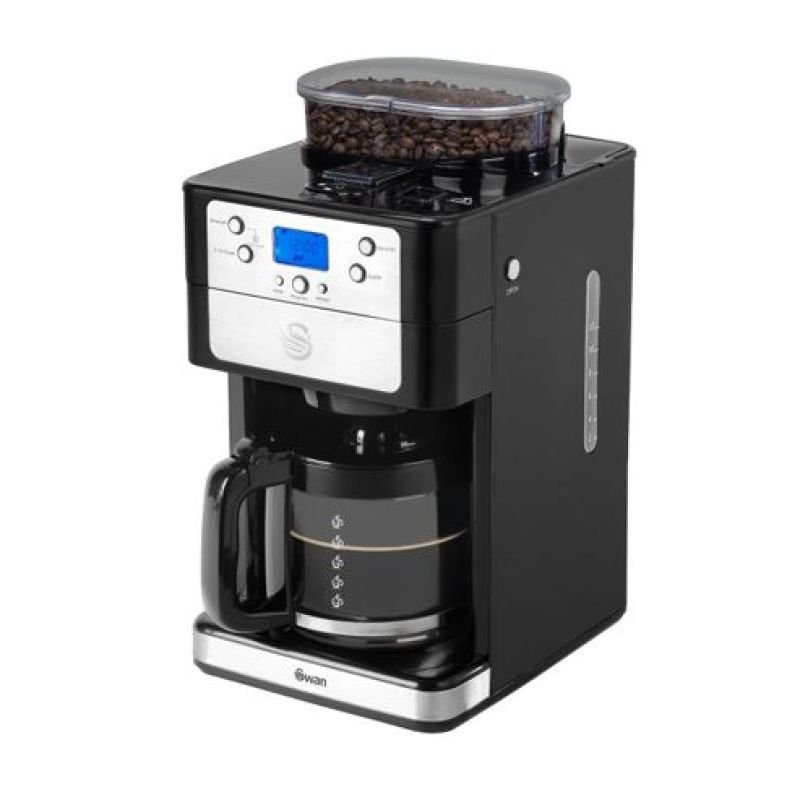 Single Cup Coffee Maker Bean Grinder : Coffee grinder with Shop for cheap Coffee Makers and Save online