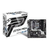 Asrock Z270M Pro4 Intel Socket 1151 Micro ATX Motherboard