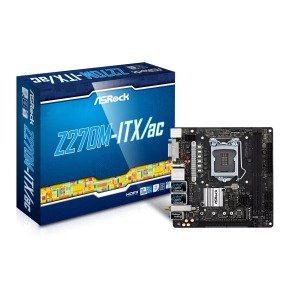 Asrock Z270M-ITX/ac Intel Socket 1151 Mini ITX Motherboard