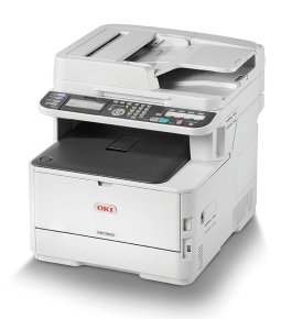 Oki MC363DN A4 Multi-Function Colour Laser