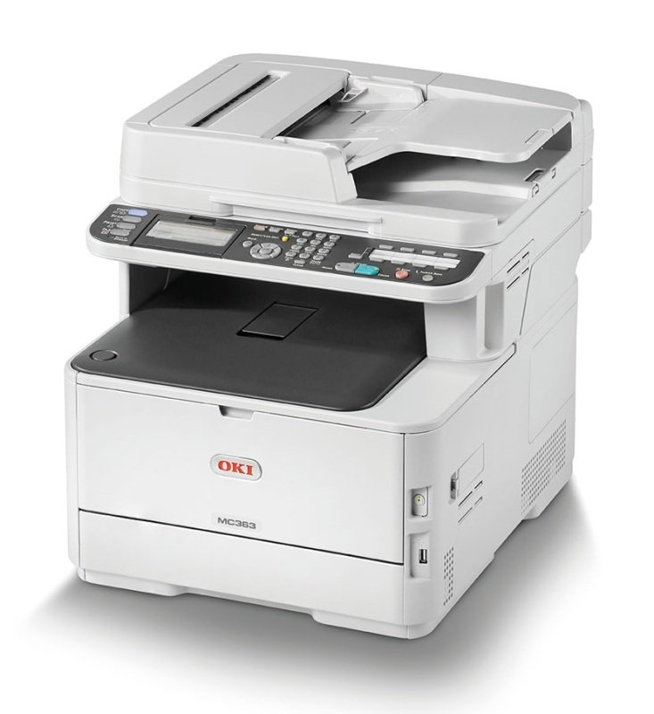 Oki MC363DN A4 Colour Laser Multifunction