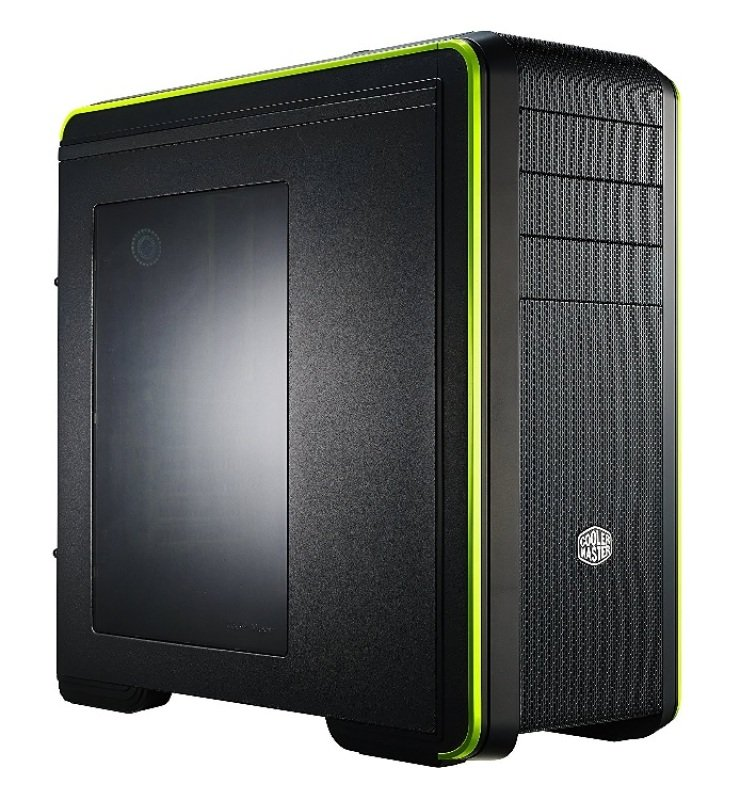 Cooler Master CM690 III Green Edition Case