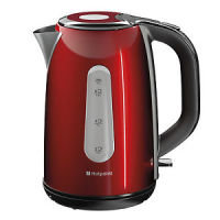 Hotpoint My Line WK 30M DR0 UK Red Kettle