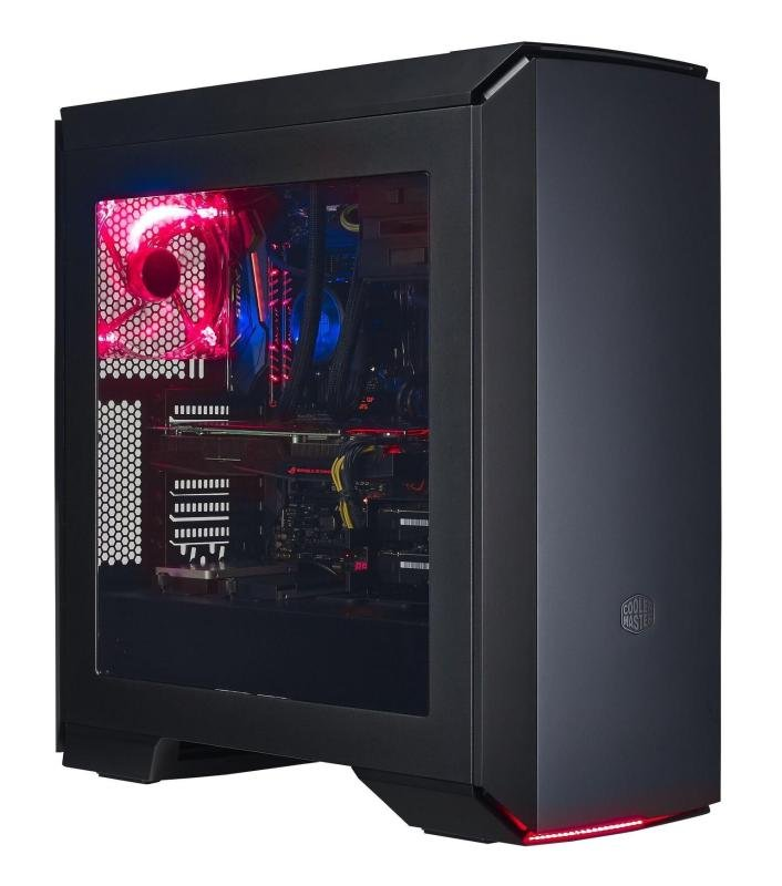 Cooler Master MasterCase Pro 6 Red Edition MCY-C6P2-KW