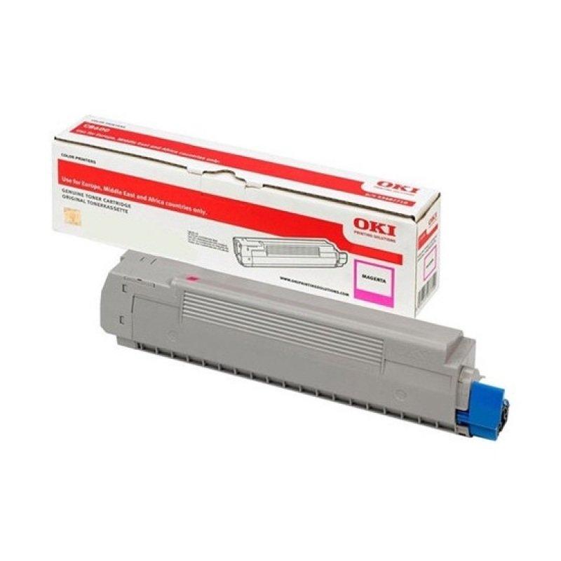 OKI Magenta Toner Cartridge 1,500 Pages