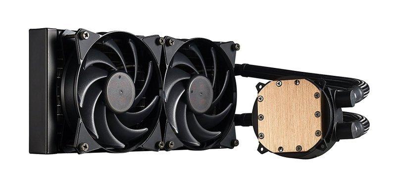 Cooler Master MasterLiquid 240 AIO Liquid CPU Cooler ML