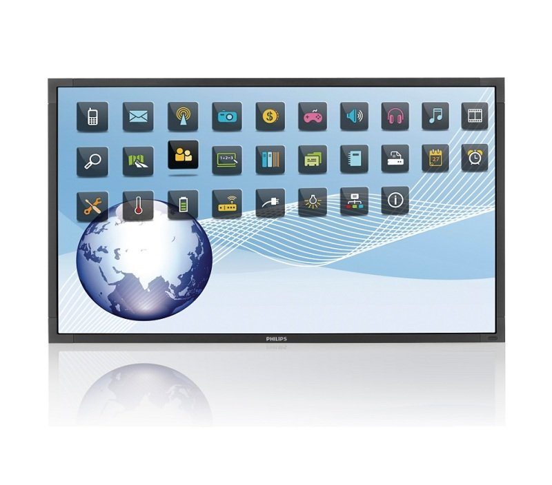 """Philips BDL5556ET 55"""" Multi-Touch Display"""