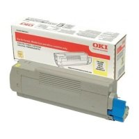 OKI Yellow Toner Cartridge 30,000 pages