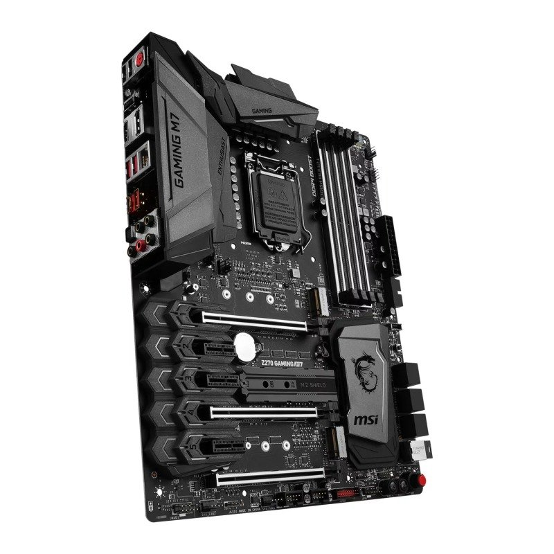 MSI Z270 Gaming M7 Intel Socket 1151 ATX Motherboard