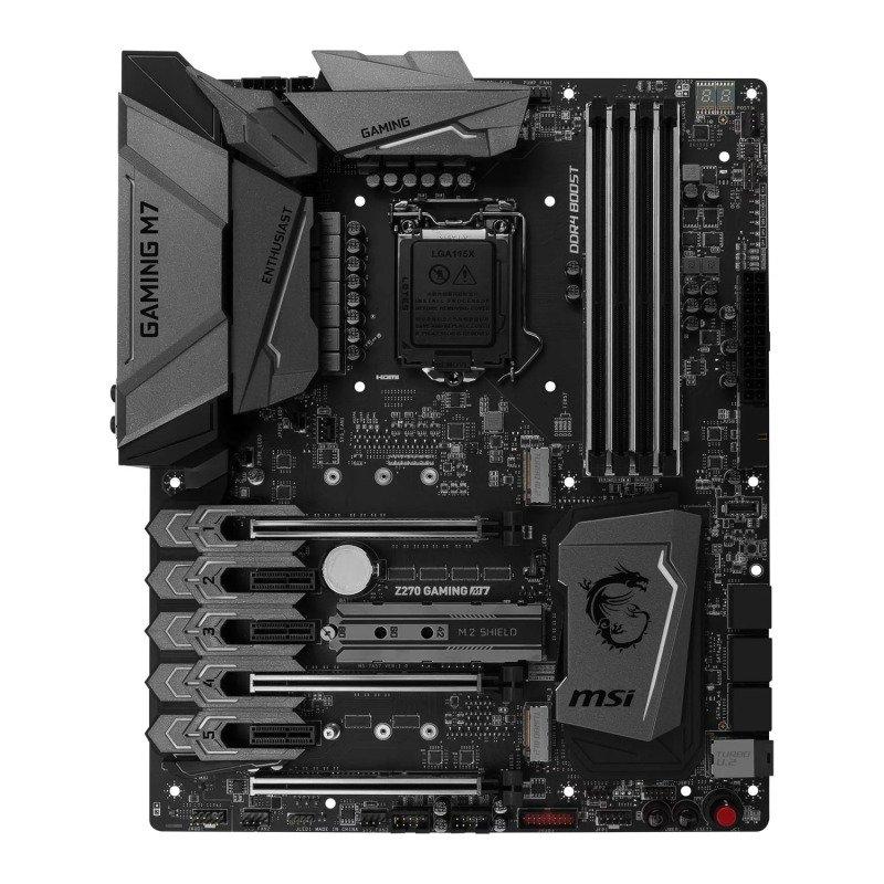 MSI Z270 Gaming M7 Intel Socket 1151 ATX Motherboard