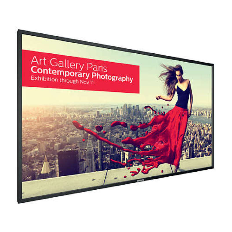 "Philips BDL8470EU 84"" Large Format Display"