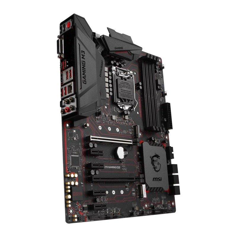 MSI Intel H270 Gaming M3 Intel Socket 1151 ATX Motherboard