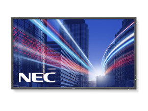 "NEC P801 80"" Full HD Large Format Display"