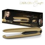 Carmen C81026 Cordless Hair Straightener