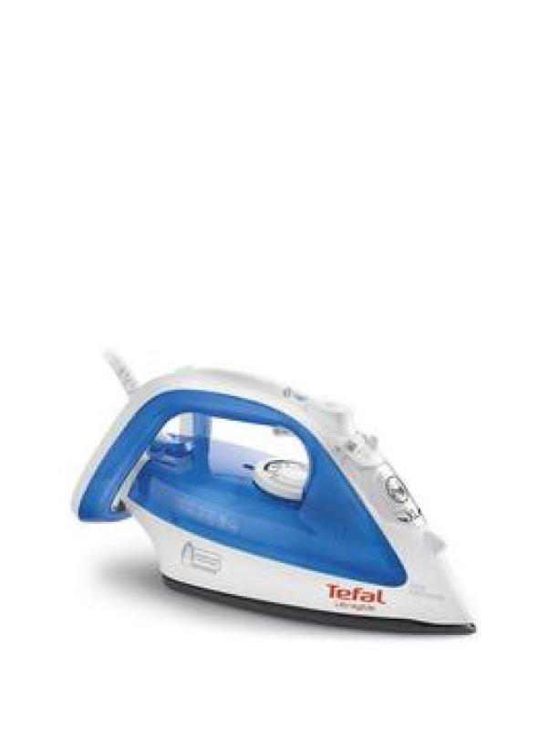 tefal self cleaning iron instructions