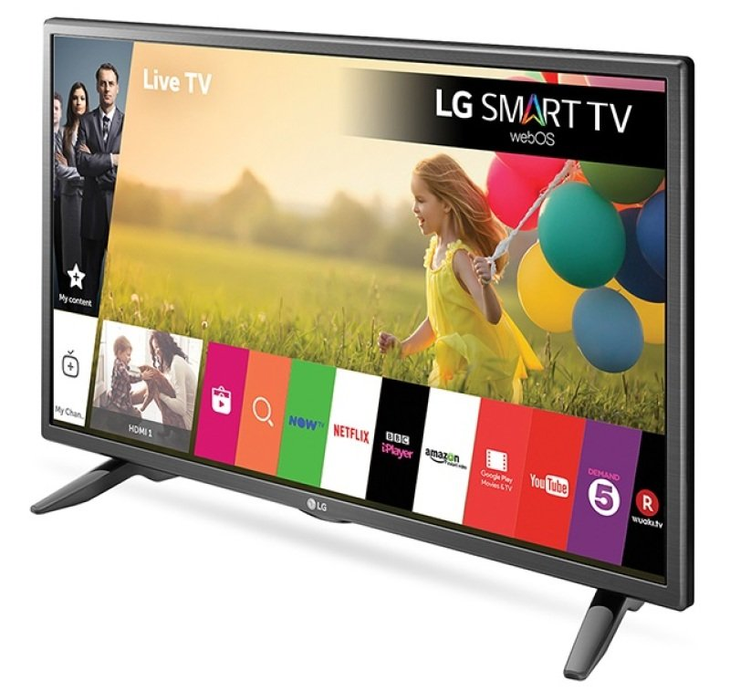 how to set up my lg smart tv