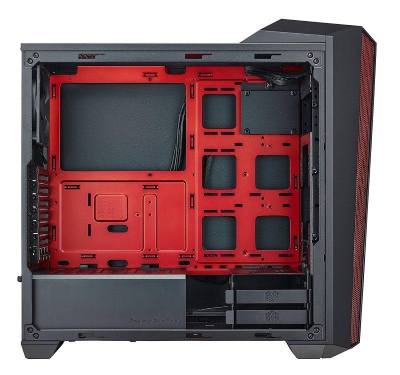"""Cooler Master MasterBox 5t """"MCX-B5S3T-RWNN, USB"""