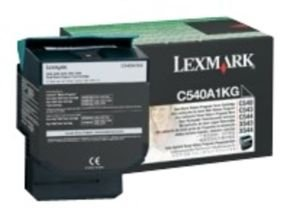 Lexmark C540A1KG black Toner cartridge