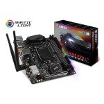 MSI Z270I Gaming Pro Carbon AC Intel Socket 1151 mITX Motherboard