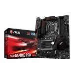 MSI Z270 Gaming Pro Intel Socket 1151 ATX Motherboard