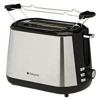 Hotpoint Tt22mdxb0luk Myline 2 Slice Toaster