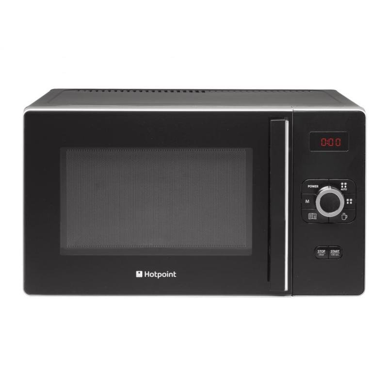 Hotpoint Mwh2521buk Solo Microwave 25l