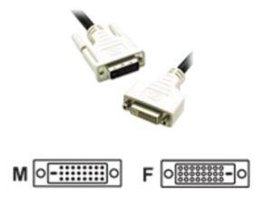 C2G, DVI-D M/F Dual Link Digital Video Extension Cable, 3m