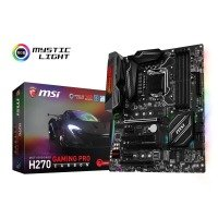 MSI H270 Gaming Pro Carbon Intel Socket 1151 ATX Motherboard
