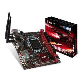 MSI H270I Gaming Pro AC Socket 1151 mITX Motherboard