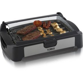 Tower T14009 Reversible Health Grill  Oven