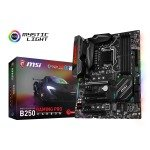 MSI B250 Gaming Pro Carbon Intel Socket 1151 ATX Motherboard