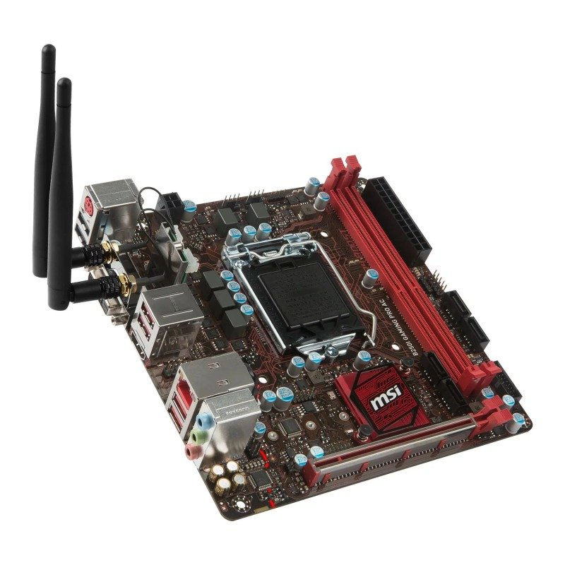 MSI B250I Gaming Pro AC Intel Socket 1151 mITX Motherboard
