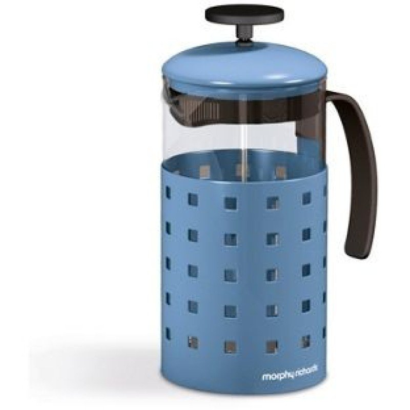 Morphy Richards 974654 8 Cup Cafetiere 1000ml Cf Blue