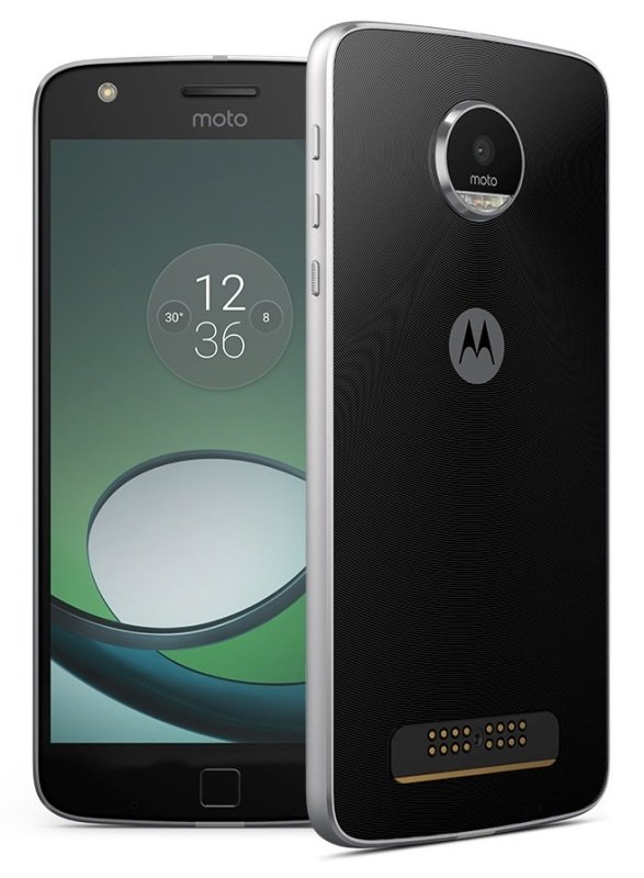 Motorola Moto Z Play 32GB Phone  BlackSilver