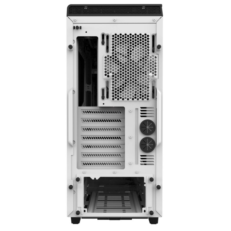 NZXT H440 New Edition White Chassis with Window